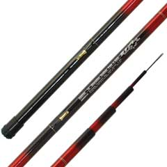 Emery Shoreline Stalker fishing pole with stainless steel tip
