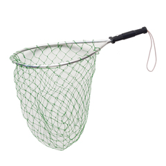 fishing net, fish net, net for fishing, trout net, trout fishing net, compac fishing net, compac net, aluminum frame net, aluminum frame fishing net, mesh net, mesh fishing net, fishing net with lanyard, nylon mesh fishing net, nylon mesh net,