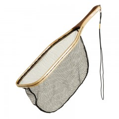 wooden catch and release net, streamside wooden catch and release net, catch and release net, high quality catch and release net, catch & release net, wooden catch & release net, fishing catch and release net, fish catch and release net, catch and release net for fishing, catch and release net for f