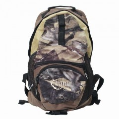 Backwoods Scout camo outdoor hiking backpack