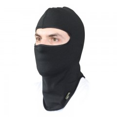 Backwoods black hunting balaclava