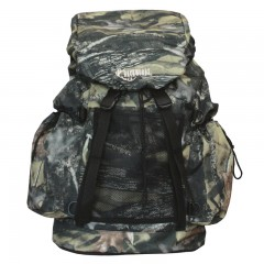 Backwoods Pure Camo heavy duty hunting backpack
