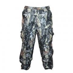 Backwoods Odor-X anti-bacterial coated camo hunting pants