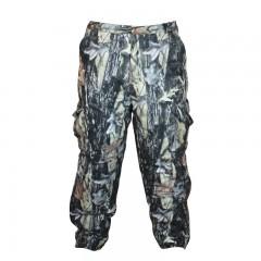 Backwoods Odor-X anti-bacterial coated camo hunting pants