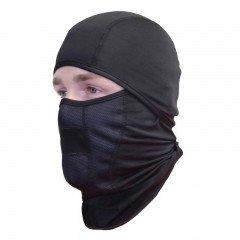 Backwoods 4 way black balaclava pro