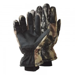 Backwoods Pure Camo insulated waterproof hunting gloves