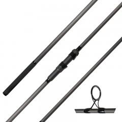Streamside Predator carp fishing rod with aluminum oxide guides