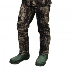 Backwoods Explorer camo women's lightweight hunting pants