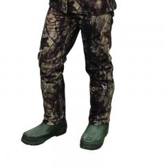 Backwoods Explorer camo women's lightweight hunting pants