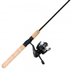 Emery Flash spinning rod and reel combo