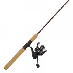 Emery Millenium Plus spinning fishing rod and reel combo