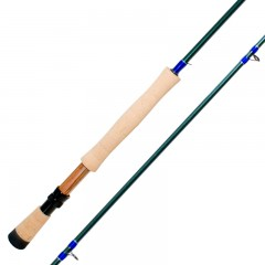 Emery Newfoundlander fly fishing rod and case