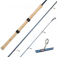 Streamside Tranquility float rods with SiC guides