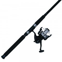 Emery Surf Master fishing rod and spinning reel combo
