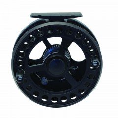 Streamside® Vortex float fishing reel with center pin design and removable spool