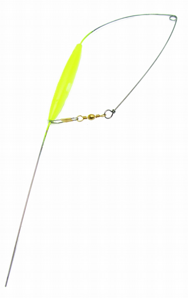 fishing tackle gear bottom bouncers chartreuse lead