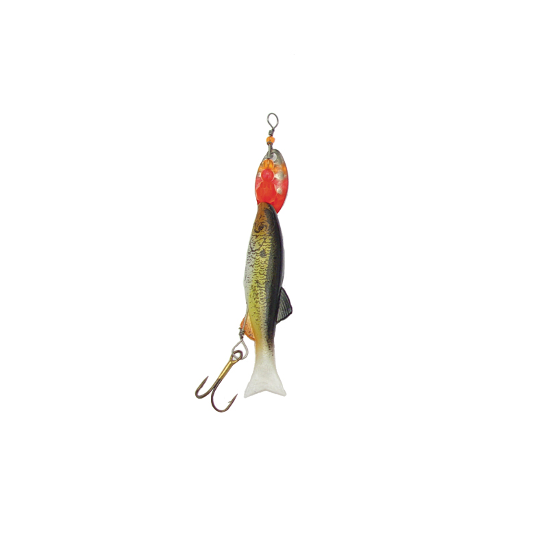 fishing tackle rubber baits lures game fish trickster cg