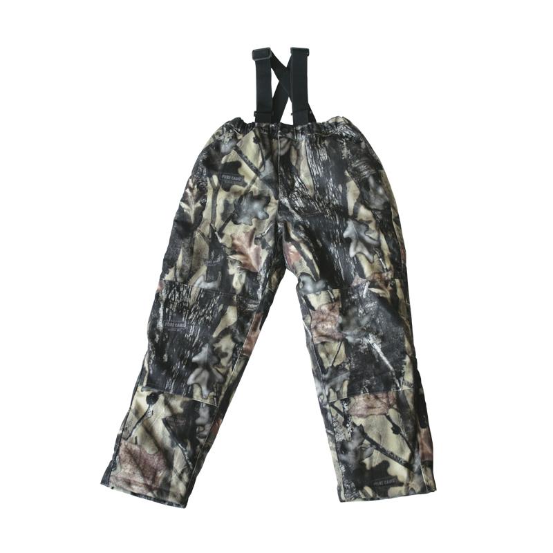 4532974987fa0 Hunting camo bib pants kids children insulated - CG Emery