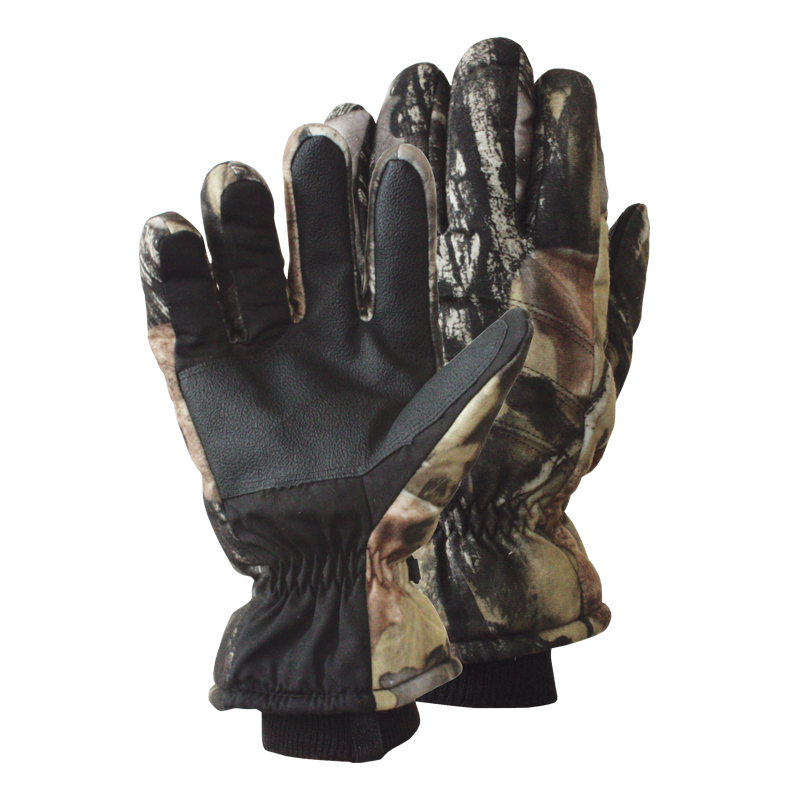 insulated hunting camo gloves waterproof