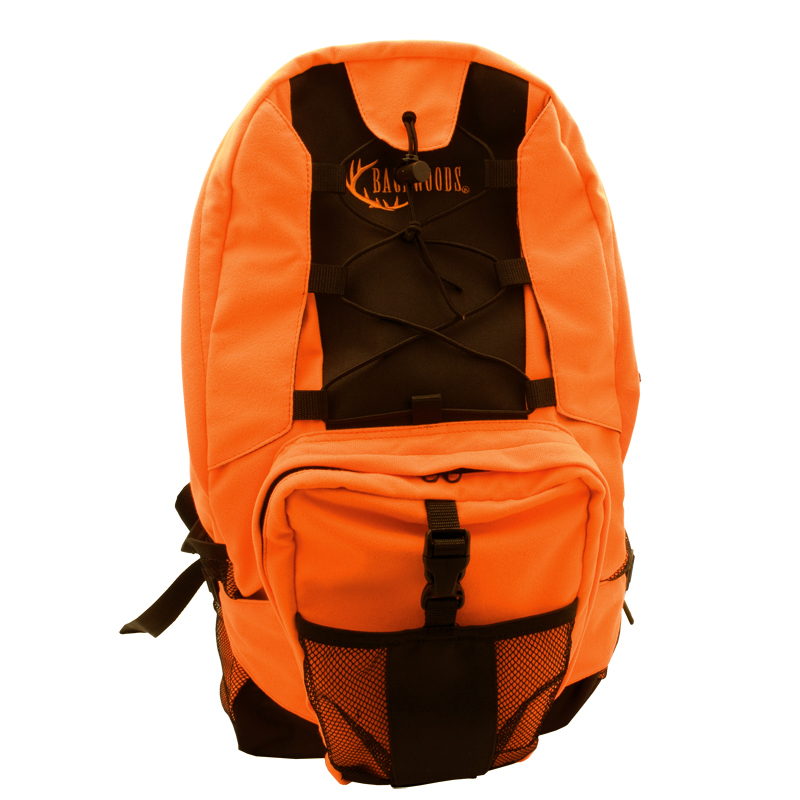 Canadian Backpack blaze orange hunting in Canada waterproof - CG Emery