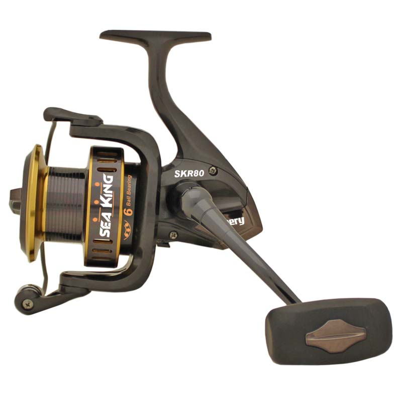 Emery sea king premium spinning reel salt water safe cg for Big game fishing reels