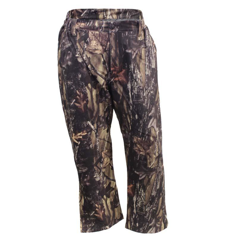 Hunting camo lightweight pants suit waterproof cg emery for Lightweight fishing pants