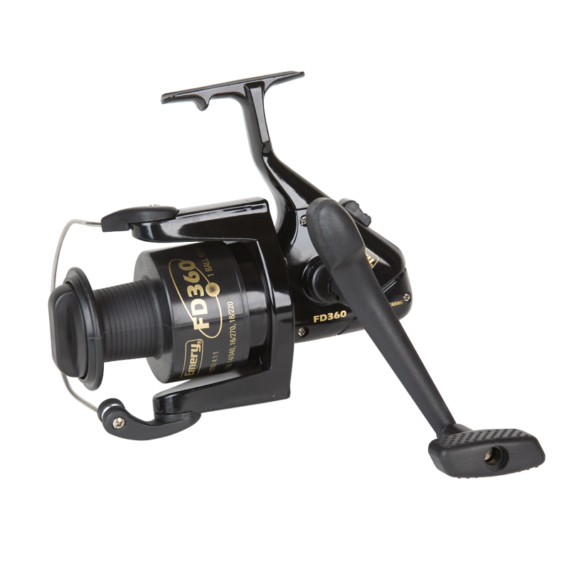 Long cast spinning fishing reel front drag cg emery for Big game fishing reels
