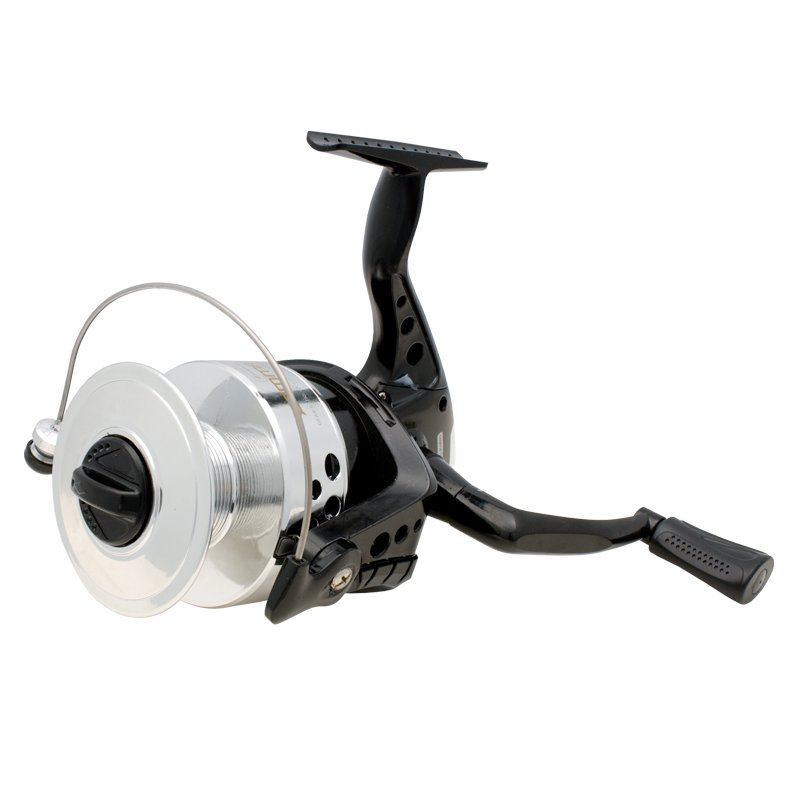 Spinning reel for fishing streams lakes in canada cg emery for Reel fishing game