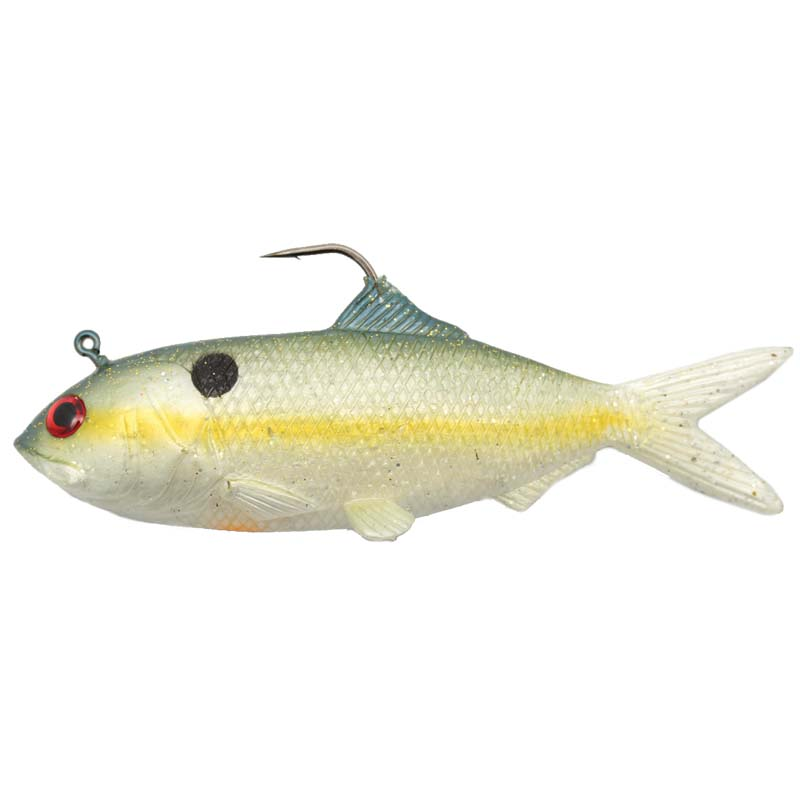 Fishing tackle rubber soft baits lures stripped bass cg for Rubber fishing lures