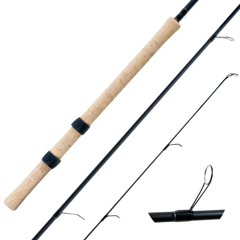 Float fishing rods for steelhead and salmon fishing cg emery for Fishing pole floats
