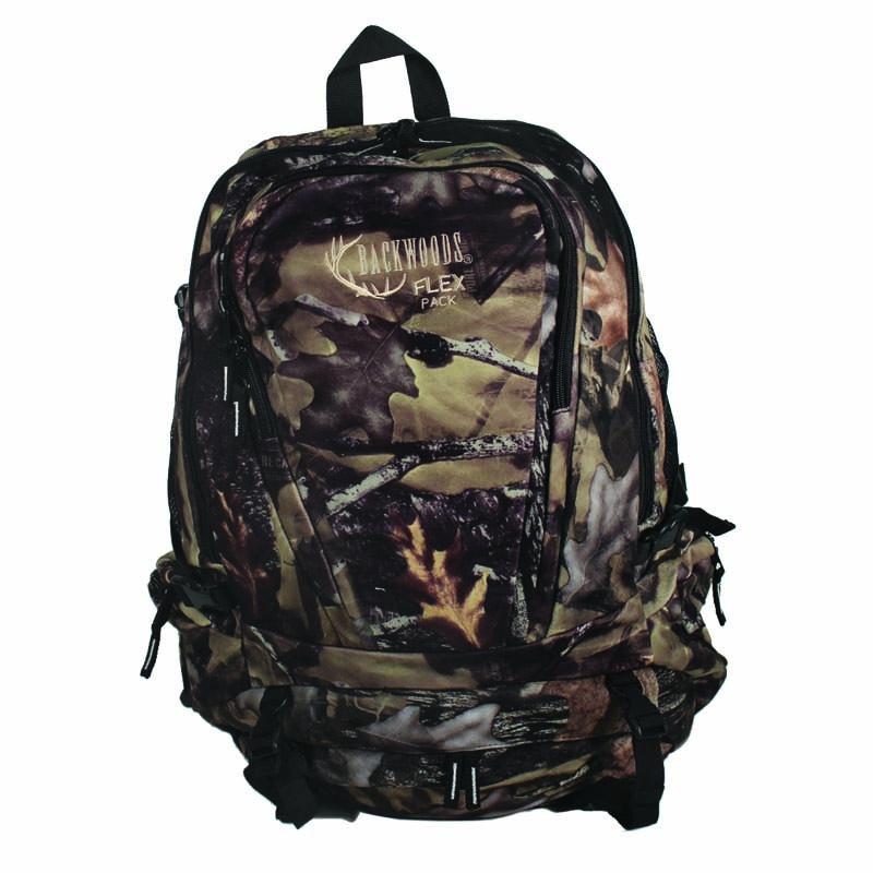 backwoods flexframe backpack