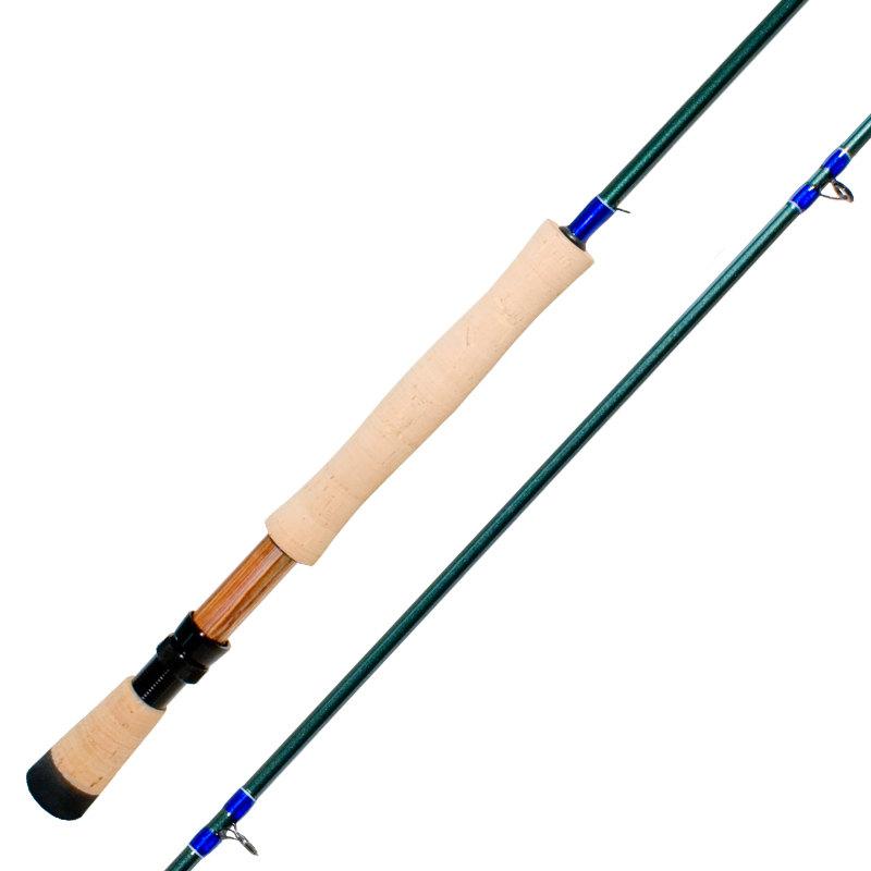 Fly fishing rod travel case combo cg emery for Fly fishing combos