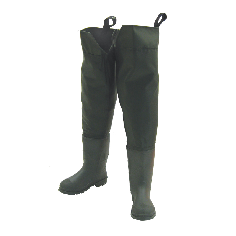 Fishing waders for kids and youth cg emery for Hip boots for fishing