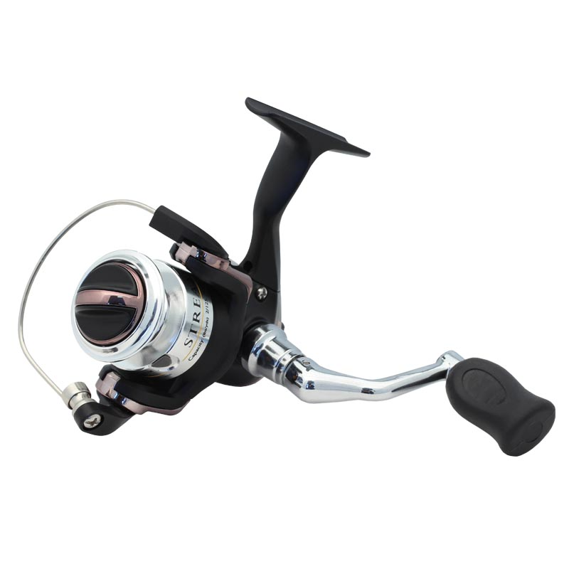 Ice fishing spinning reel canadian winters cg emery for Ice fishing reels