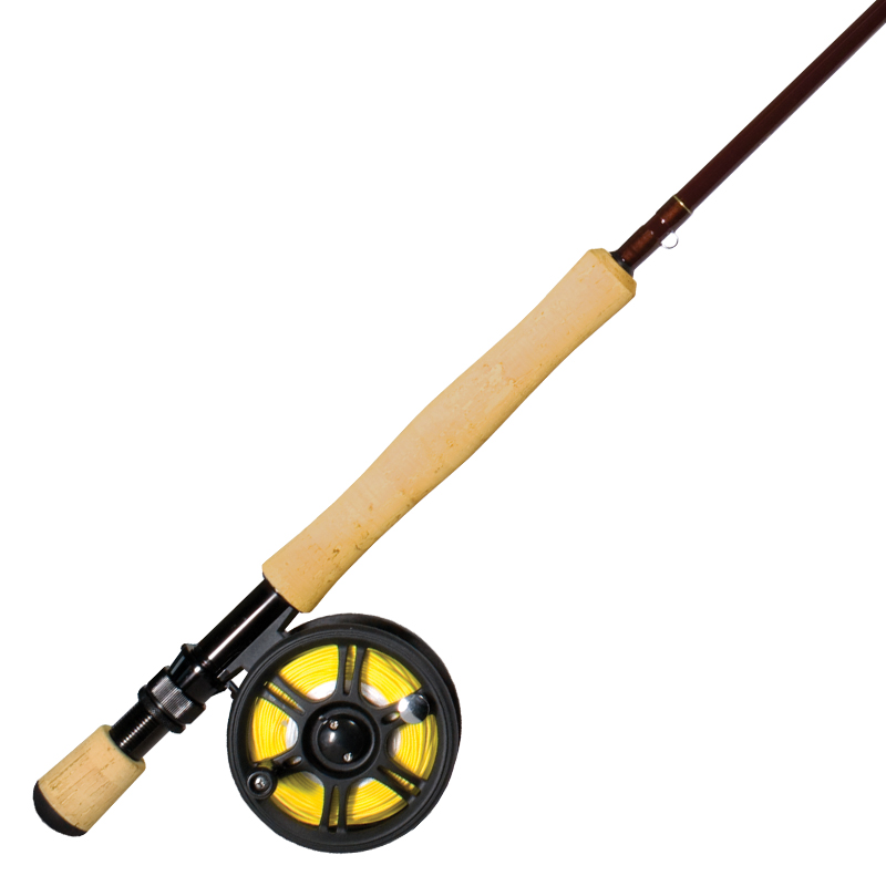Streamside elite concord fly combo cg emery for Fly fishing combos