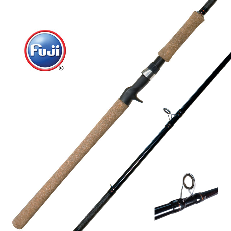 Streamside predator muskie big game series cg emery for Big game fishing rods