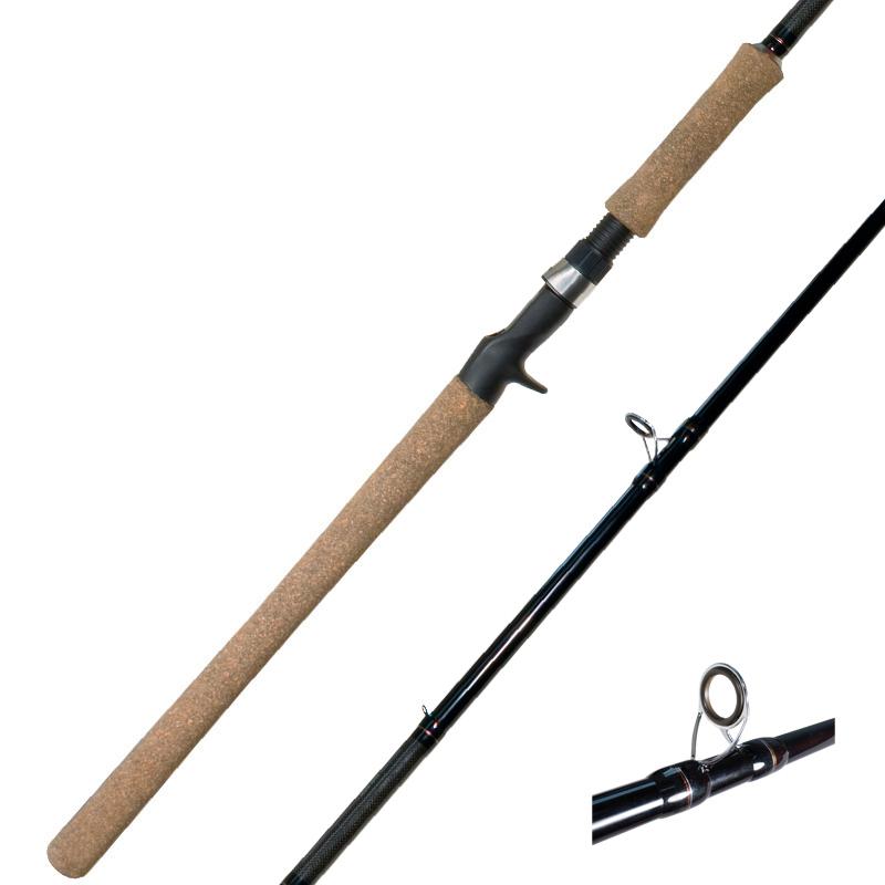 Predator muskie fishing rods cg emery for Musky fishing rods