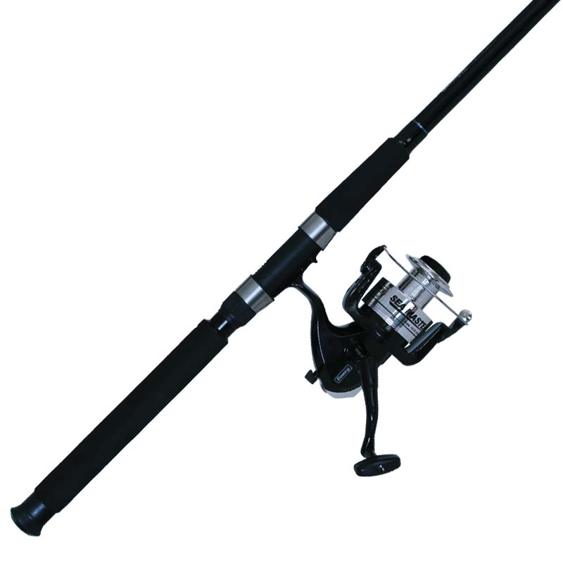 Surf fishing rod spinning reel combo cg emery for Surf fishing rods