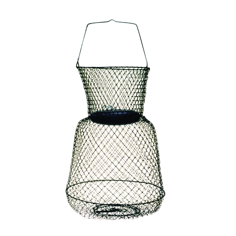 Compac floating wire fish basket cg emery for Floating fish basket