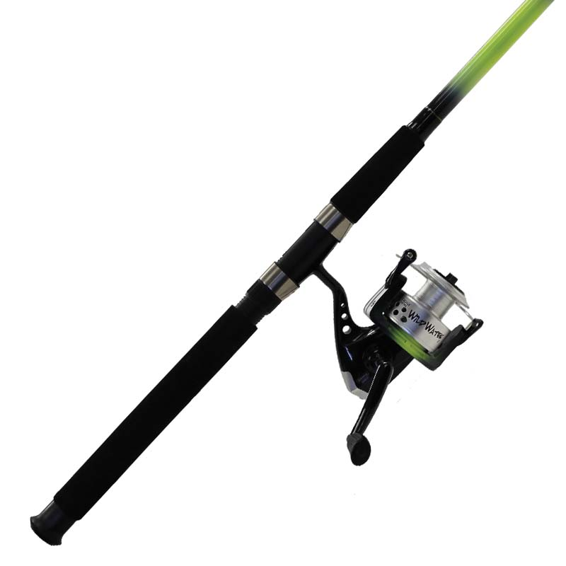 Fishing spinning surf rod reel combo cg emery for Surf fishing rods and reel combos