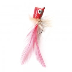 Fishing tackle gear fly lures poppers assorted