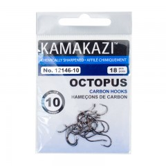Fishing hooks tackle octopus carbon sharp