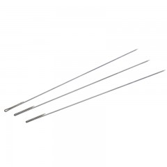 Fishing gear tackle equipment baiting needle