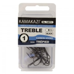 Kamakazi treble hooks corrosion resistant for streams, bays - Kamakazi treble hooks corrosion resistant for streams, bays