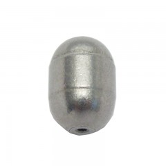 Fishing tackle gear sinkers egg steel eco friendly