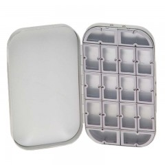 Fly fishing aluminum tackle boxes - Fly fishing aluminum tackle boxes