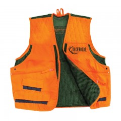 Hunting safety vest apparel clothing mesh lining