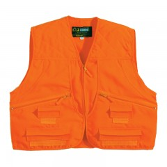 Hunting clothing apparel blaze orange safety vest