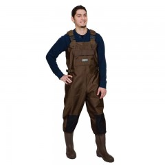 Nylon/PVC Waders for fishing in streams, rivers and lakes in Canada
