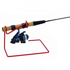 Fishing ice rod combo holders metal accessible easy